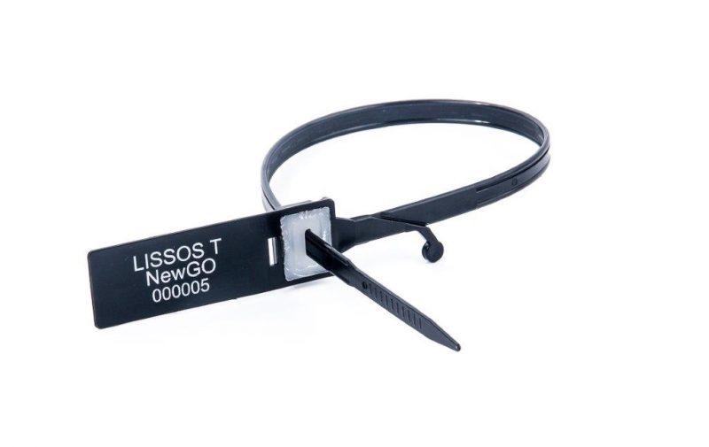 Selo de segurança LISSO
